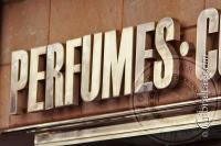 Perfumes en la Calle Principal de Gibraltar