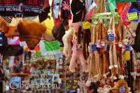 Tienda de Souvenir en la Calle Principal de Gibraltar