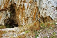 Goat's Hair Twin Caves Mediterranean Steps