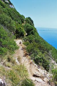 Sendero de Martin - Martin's Path - Escalera del Mediterráneo