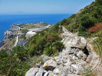 Punta Europa, Escalera del Mediterráneo