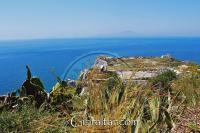 Punta Europa y África desde la Escalera del Mediterráneo