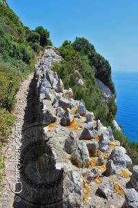 Sendero de Martin - Martin´s Path - Escalera del Mediterráneo