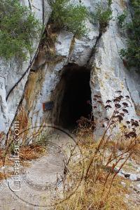 Túnel, Escalera del Mediterráneo