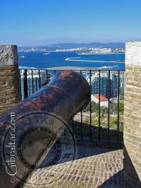 Queen Charlottes Battery Gun