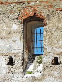Porthole of the Moorish Castle