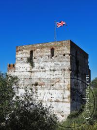 The Moorish Castle and its Tower of Homage
