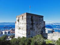 The Moorish Castle of Gibraltar