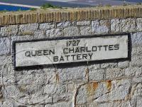 Batería Queen Charlottes, 1727