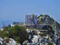 Lord Airey's Battery in Gibraltar