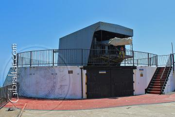 Batería O'Hara en Gibraltar