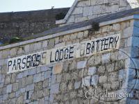 Batería de la Fortaleza de Parson