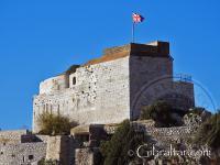 La Fortaleza de Parson desde Camp Bay