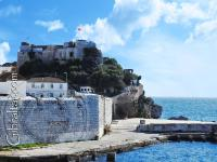 Bahía Rosia y la Fortaleza de Parson, Gibraltar