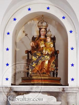 El Santuario de Nuestra Señora de Europa