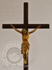 Jesús en Nuestra Señora de Europa