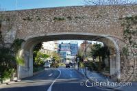 Referendum Gate in Gibraltar