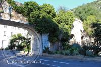 Las Puertas de Southport o Southport Gates, Gibraltar