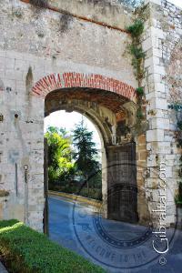 La nueva o más reciente Puerta de Southport en Gibraltar
