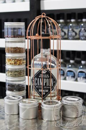 Campion Gibraltar Gin