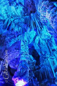 'Angels wings' - Saint Michael's Cave in Gibraltar