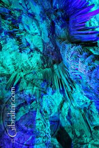 'Angels wings' Saint Michael's Cave