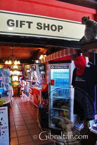 Saint Michael's Cave Gift Shop