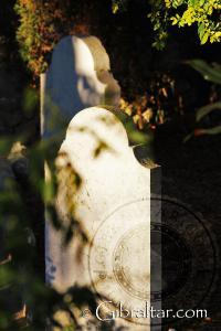 Trafalgar Cemetery Sunset