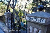 Trafalgar Cemetery Gateway