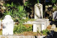Sepulcros en el Cementerio de Trafalgar