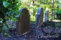 Tumbas del Cementerio de Trafalgar