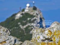 Upper Rock taken from Top Station