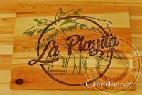 Chiringuito 'La Playita', en la Playa del Oeste
