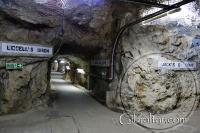 'Clapham Junction' inside the World War II Tunnels