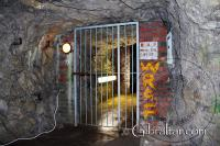 Facilities for personnel inside the World War 2 Tunnels