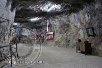 Original entrance to the World War II Tunnels
