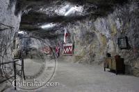 Entrada original a los Túneles de la II Guerra Mundial