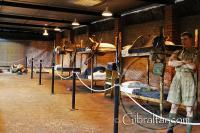Romney Hut o Refugio de Romney dentro de los Túneles de la II Guerra Mundial