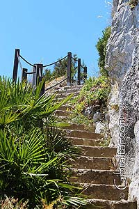 The Mediterranean Steps in Gibraltar is not without risks nor for the faint hearted, but if hiking is something you love, your visit to Gibraltar can offer you some amazing options. Though not for those who are out of shape or a fear of heights, the Mediterranean steps offer you the chance to combine a good long hike, with incredible views along with a bit of thrill thrown in.